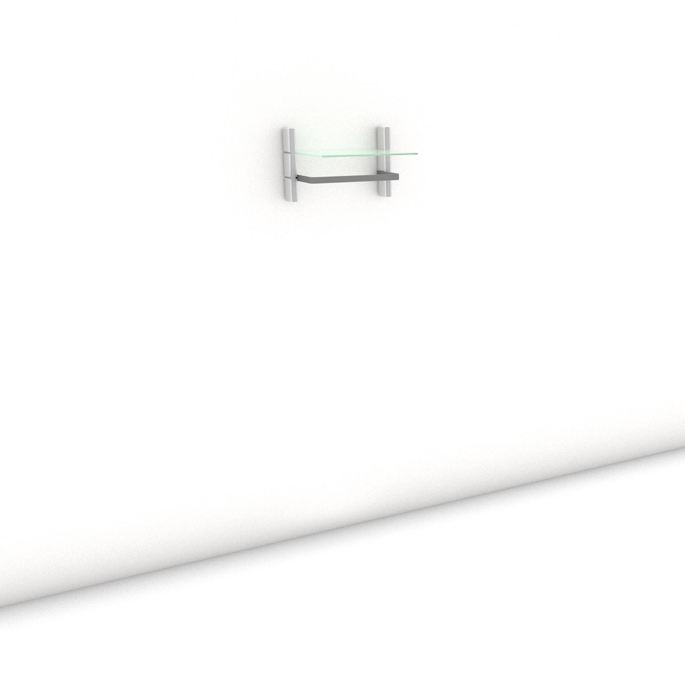 Garderobe - COAT-RACK - Comfort (S) 54 - Maß: 54 x 35,2 x 45 cm (B x H x T)