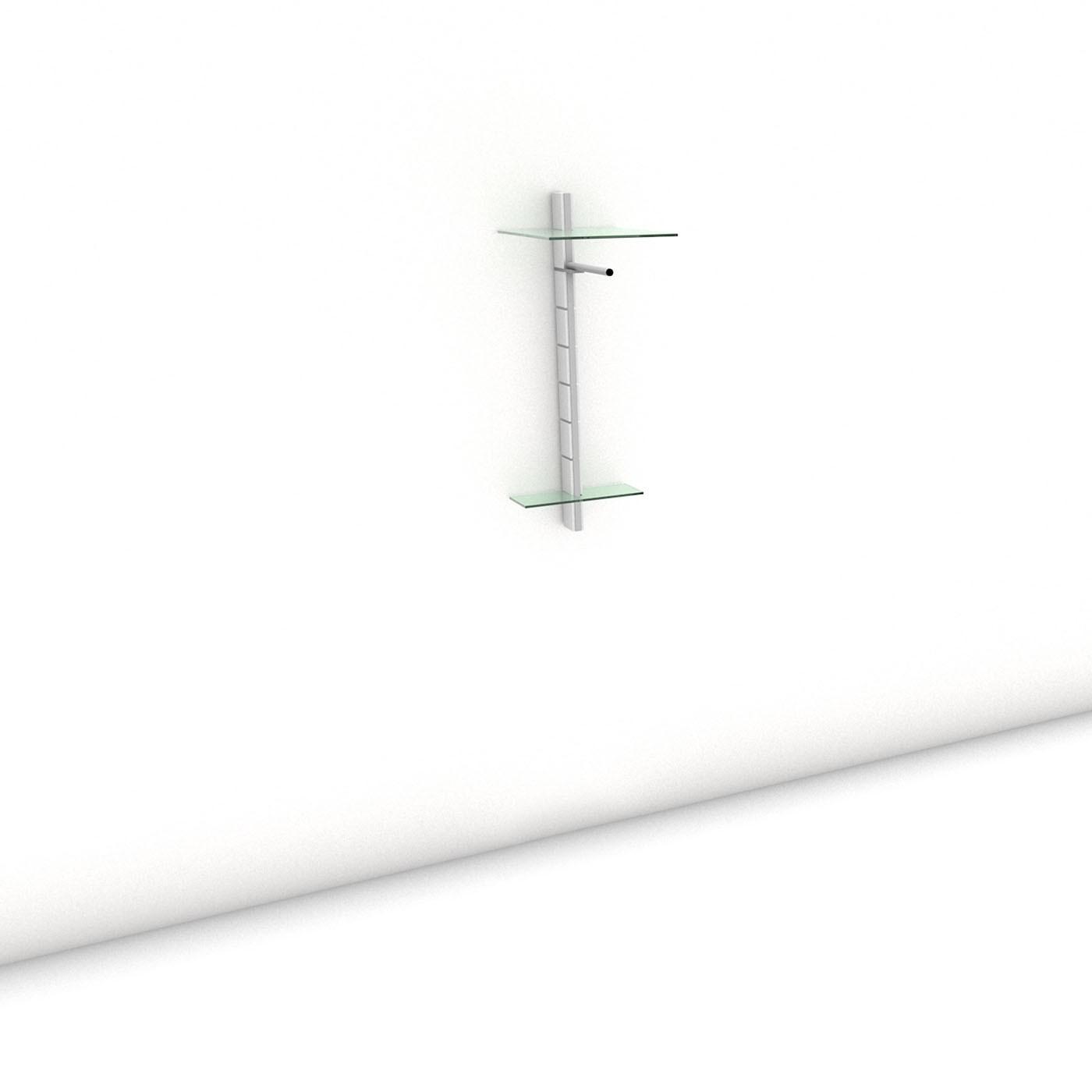Garderobe - COAT-RACK - Slim (M) 40 - Maß: 40 x 107,2 x 45 cm (B x H x T)