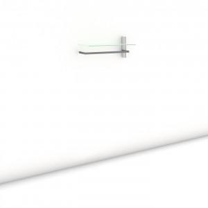 Garderobe - COAT-RACK - Prime (S) 81 - Anbauelement - Maß: 81 x 35,2 x 45 cm (B x H x T)