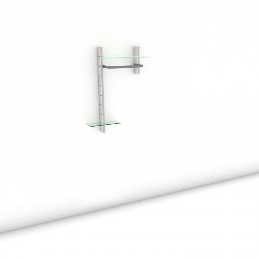Garderobe - COAT-RACK - Comfort (L) 72 - Maß: 72 x 107,2 x 45 cm (B x H x T)