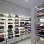 Ankleide, begehbarer Kleiderschrank